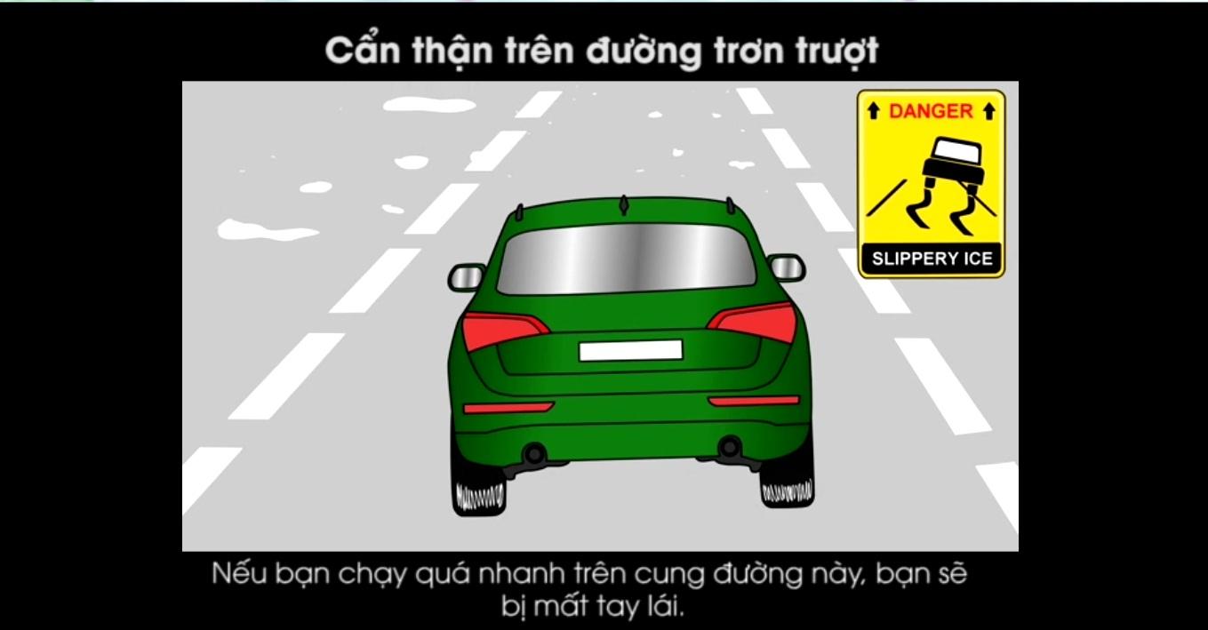 [VIDEO] Lưu ý lái xe an toàn